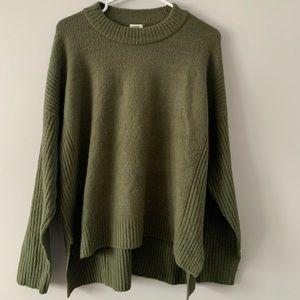Garage Pullover Sweater